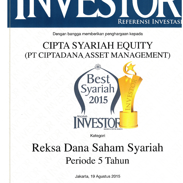 Investor awards 2015 cse 5th